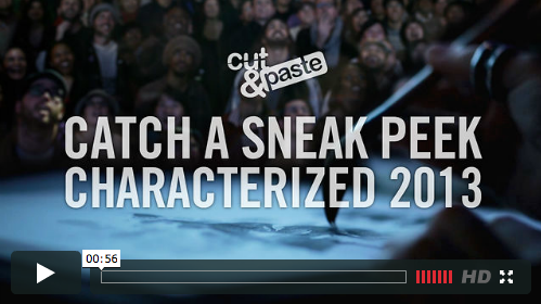 Cut&Paste Characterized Video