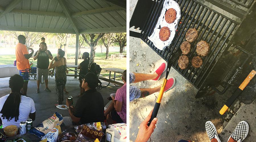 2017 Member Cookout AIGA Miami