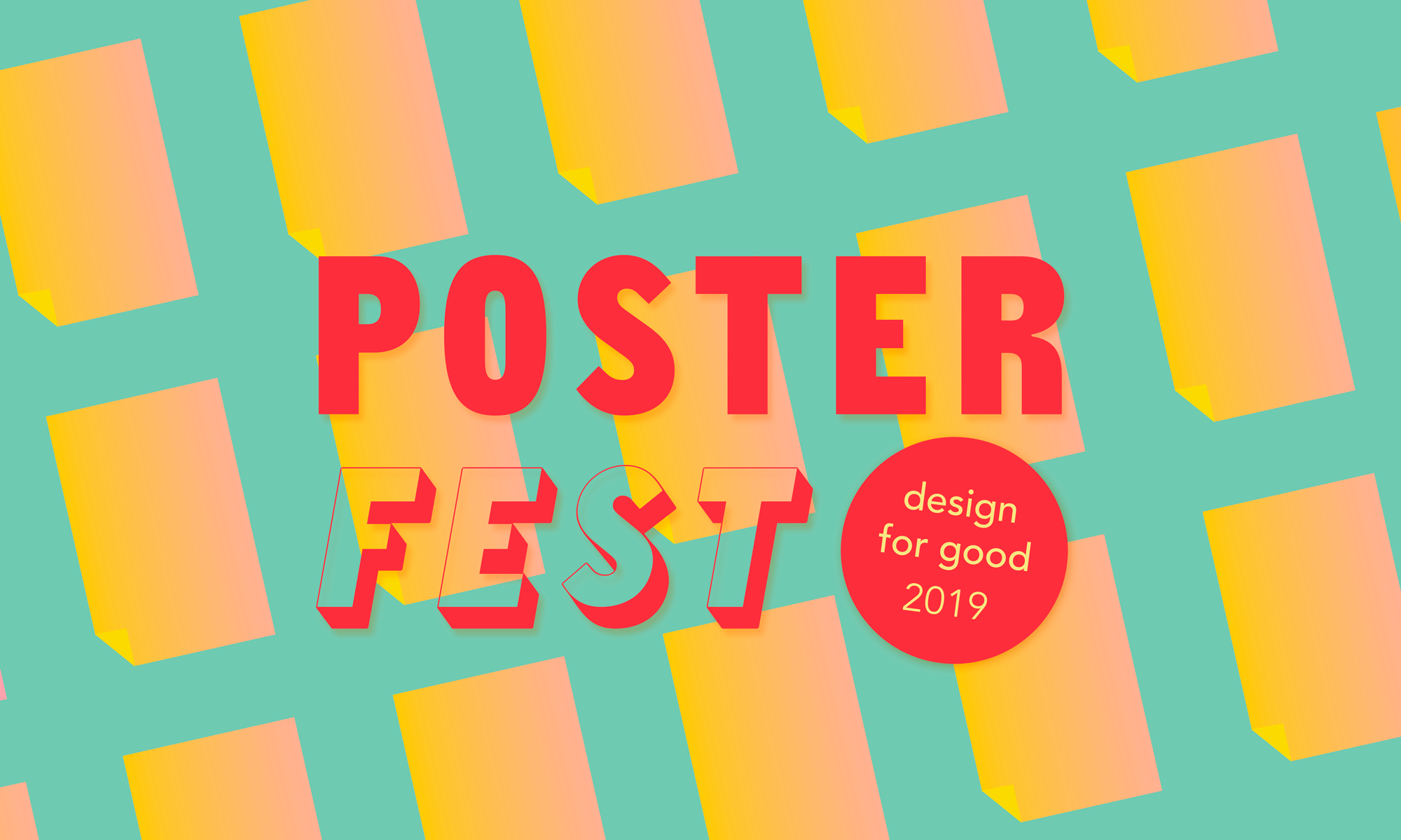 PosterFest: Design for Good 2019 | AIGA Miami